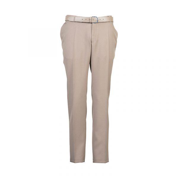 HR Pantalon band- Taupe