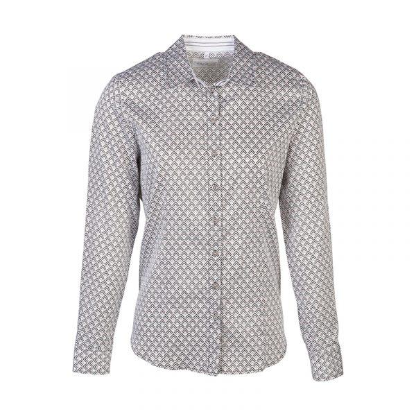 Grafische blouse