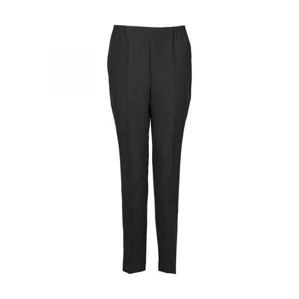 Zwarte dames pantalon