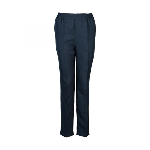 Navy dames pantalon
