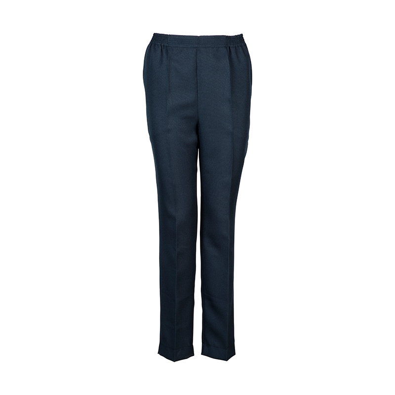 Navy dames pantalon
