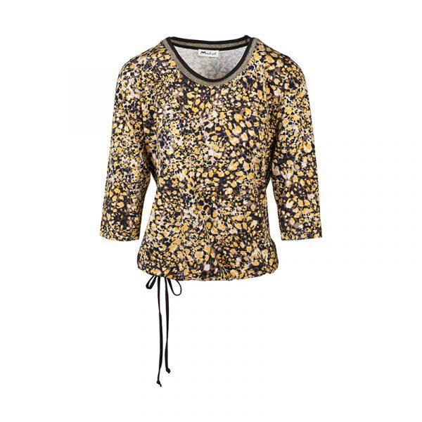 Geel dames shirt