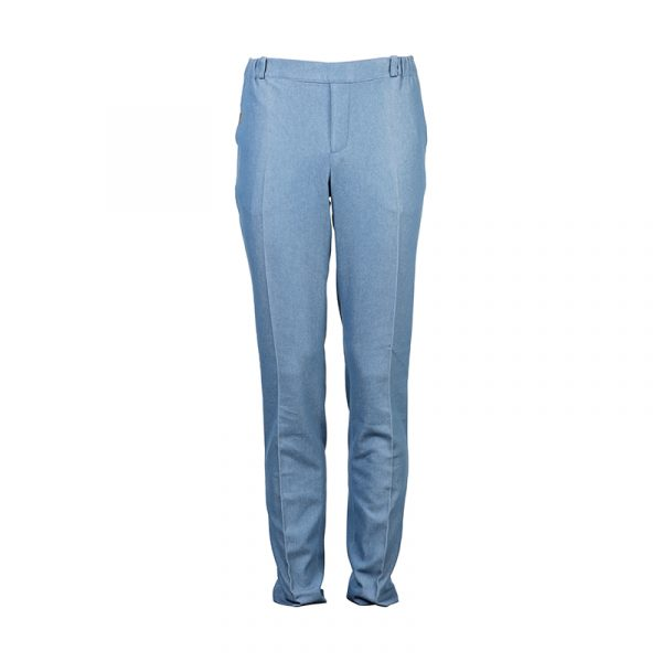 Heren pantalon elastische band Jeans