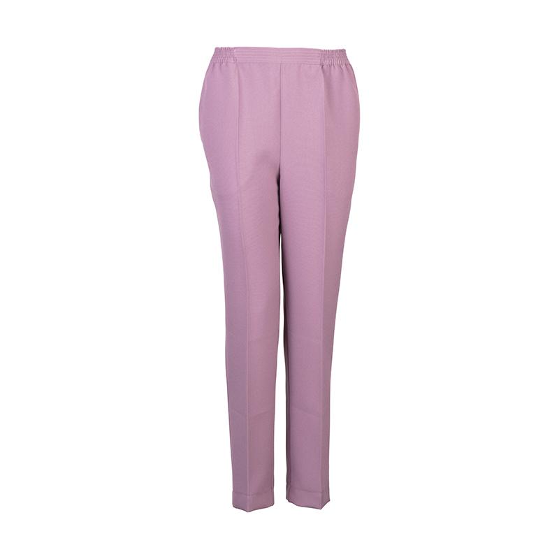 Roze dames pantalon