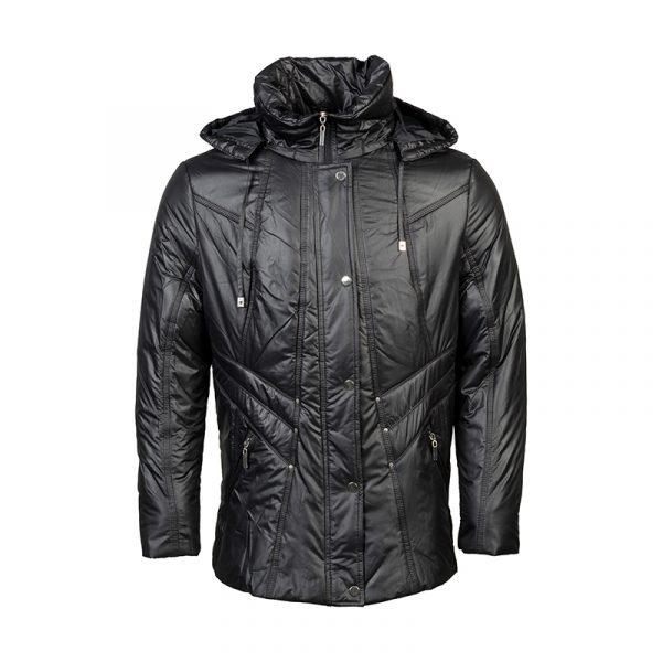 Zwarte dames jas