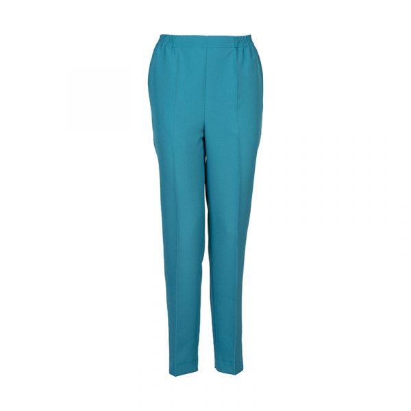Groene dames pantalon