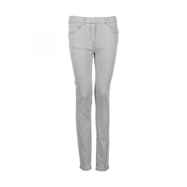Grijze dames jeans