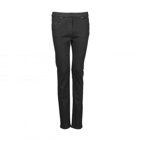Zwarte dames jeans